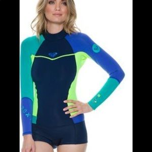 Roxy booti long sleeve SUP spring suit 2mm sugar